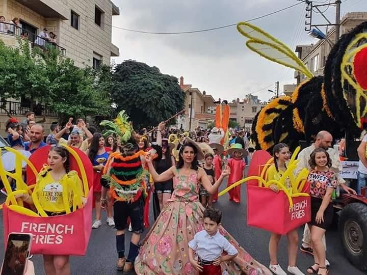 """Photo of أعياد… كرنفال مرمريتا بمناسبة """"عيد السيدة"""" (صور)"""