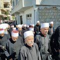 رسالة شكر و إمتنان من عائلة ال أبو زيد في مجدل شمس/الجولان المحتل