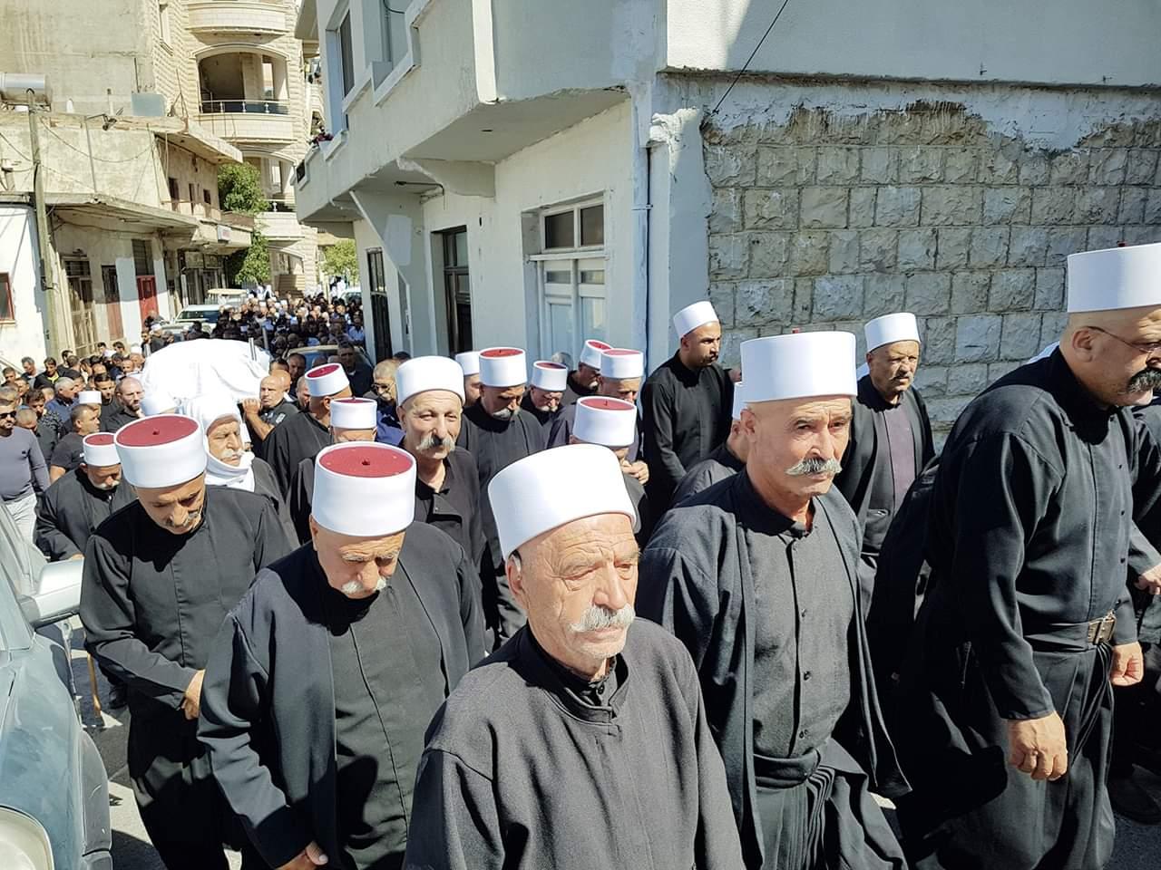 Photo of رسالة شكر و إمتنان من عائلة ال أبو زيد في مجدل شمس/الجولان المحتل