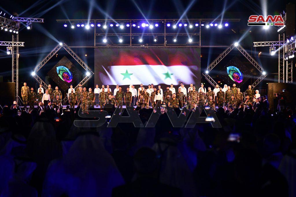"Photo of بافتتاح ""معرض دمشق الدولي"".. رئيس الحكومة: سوريا تُرحب بكل مشروع لتعاون اقتصادي بمرحلة إعادة الإعمار"