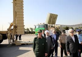 """Photo of إيران تزيح الستار عن منظومة"""" باور 373″ الصاروخية"""