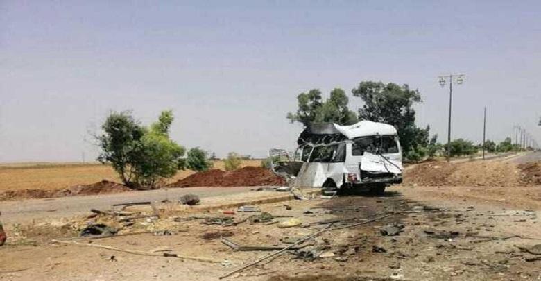 Photo of اعتداء إرهابي على عناصر الجيش بدرعا..والحصيلة 24 مُصاباً