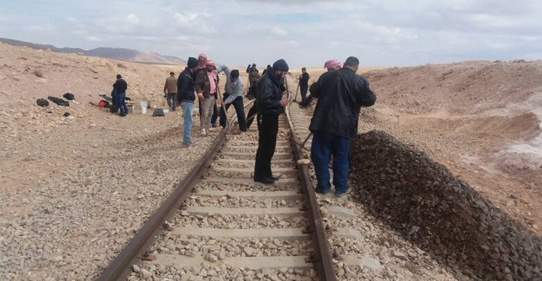 Photo of قريباً سكة القطار بين حمص ودمشق