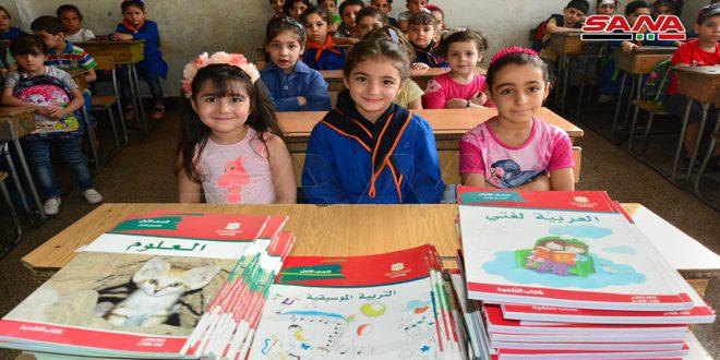 Photo of 12700 مدرسة تفتح أبوابها غداً لطلاب سوريا