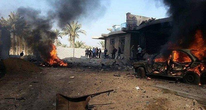 Photo of مقتل وإصابة 17 شخصا إثر تفجير في مدينة كربلاء العراقية