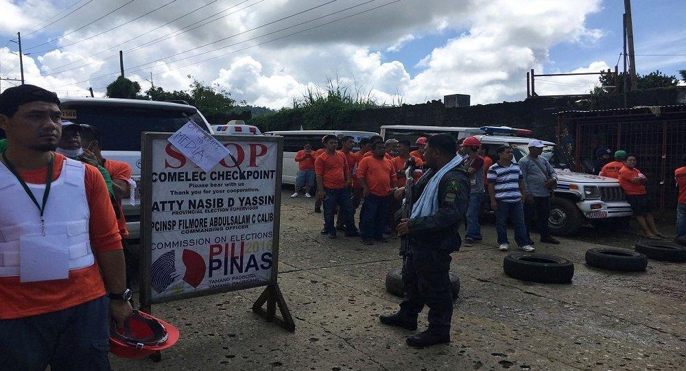 Photo of إرهاب في الفلبين.. والحصيلة إصابات حتى اللحظة