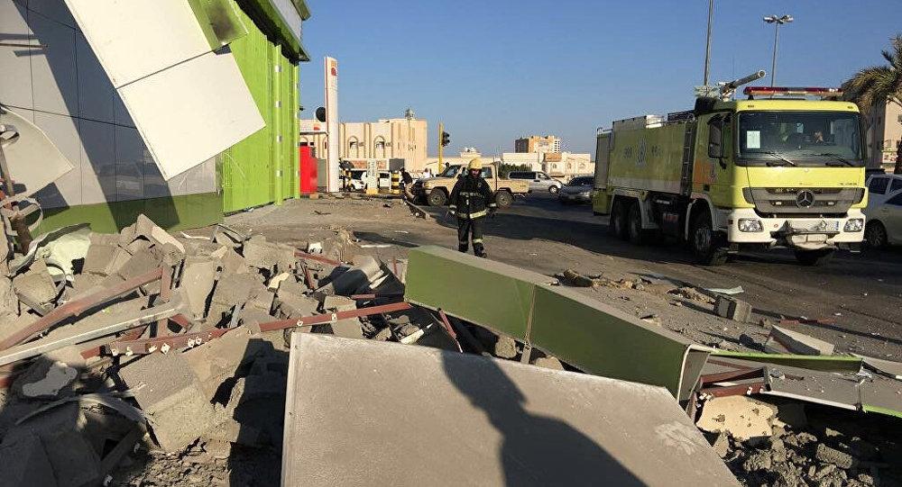 "Photo of ""أنصار الله"": خروج مطار نجران السعودي عن الخدمة بدفعة صواريخ باليستية"