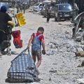 بشروط.. عودة أهالي مخيم اليرموك و التضامن إلى منازلهم