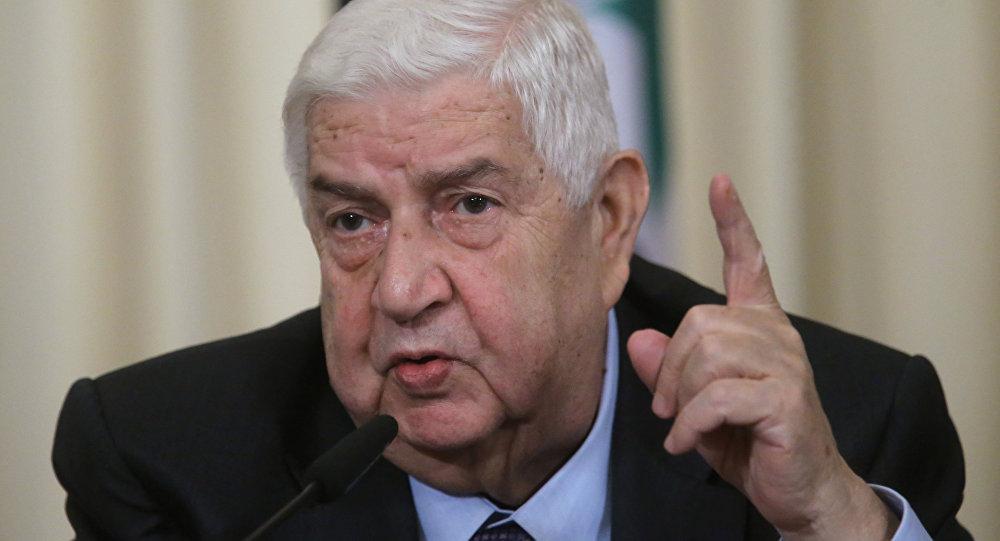 Photo of المعلم لـ بيدرسون: دمشق ملتزمة بالعملية السياسية بالتوازي مع مكافحة الإرهاب