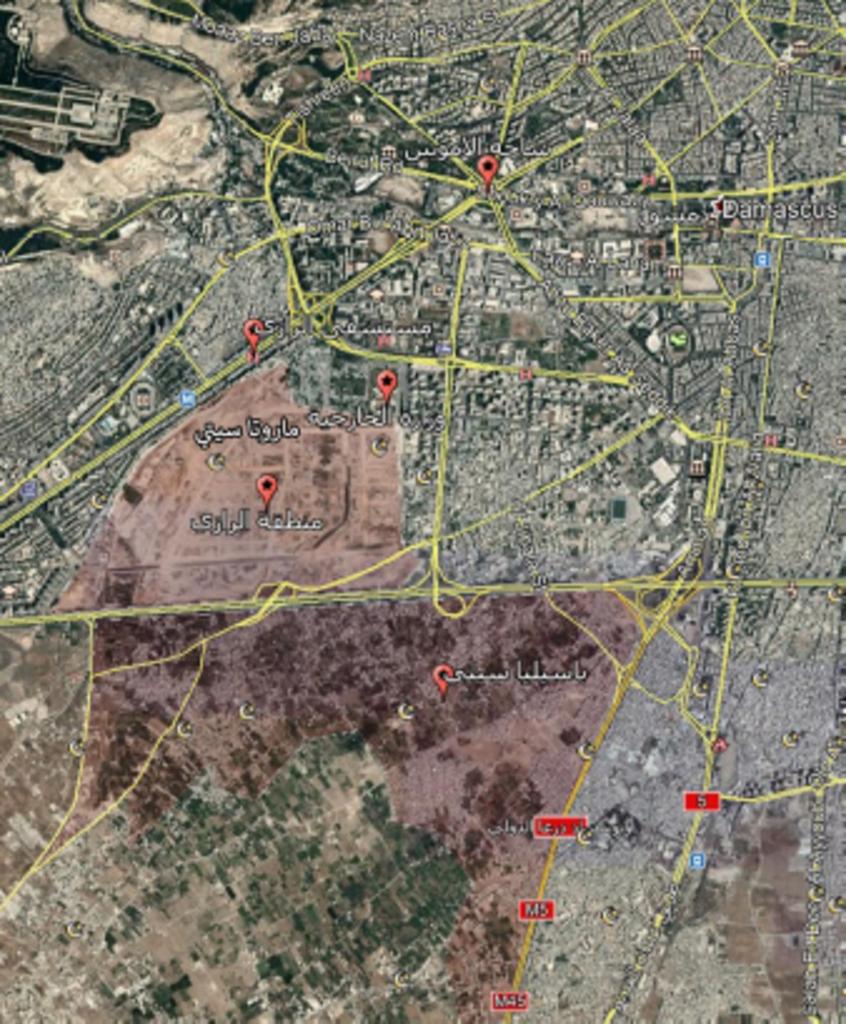 Photo of تعديات «ماروتا» و«باسيليا سيتي» على النسيج التاريخي في دمشق