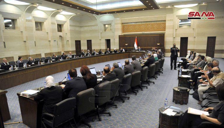 Photo of كاعتماد أولي.. الحكومة تحدد موازنة 2020 بـ 4 آلاف مليار ليرة سورية