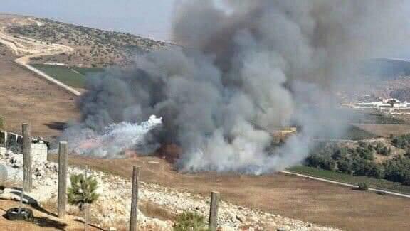 Photo of حزب الله يعلن تدميره آلية عسكرية إسرائيلية قرب الحدود
