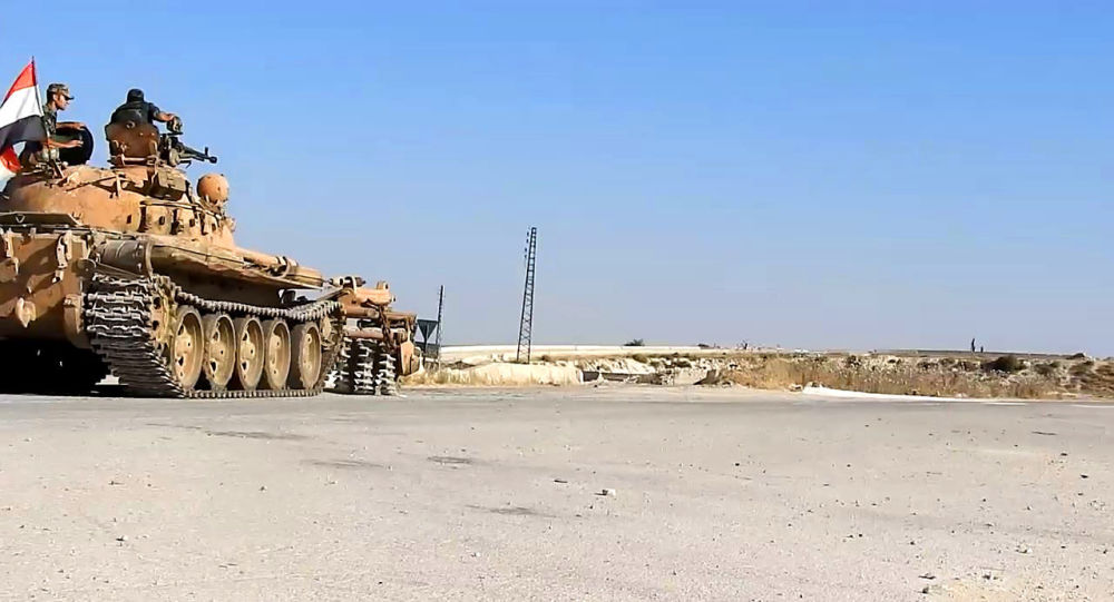 Photo of انجاز جديد.. الجيش العربي السوري يدخل مدينة عين العرب