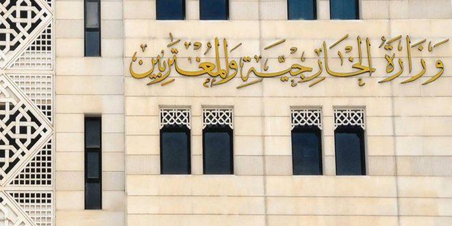 "Photo of دمشق تُرحب بانسحاب ""قسد"" والتنسيق مع الجيش"