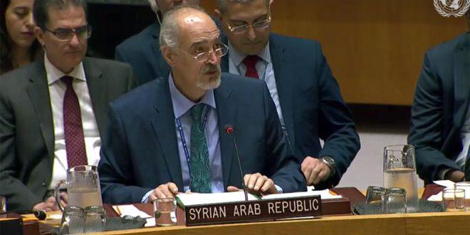 Photo of الجعفري: تشكيل لجنة الدستور بقيادة سورية هو نجاح وطني