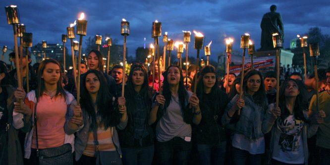 أرمينيا ترحب بقرار مجلس النواب الأميركي بشأن الاعتراف بالإبادة الجماعية للأرمن