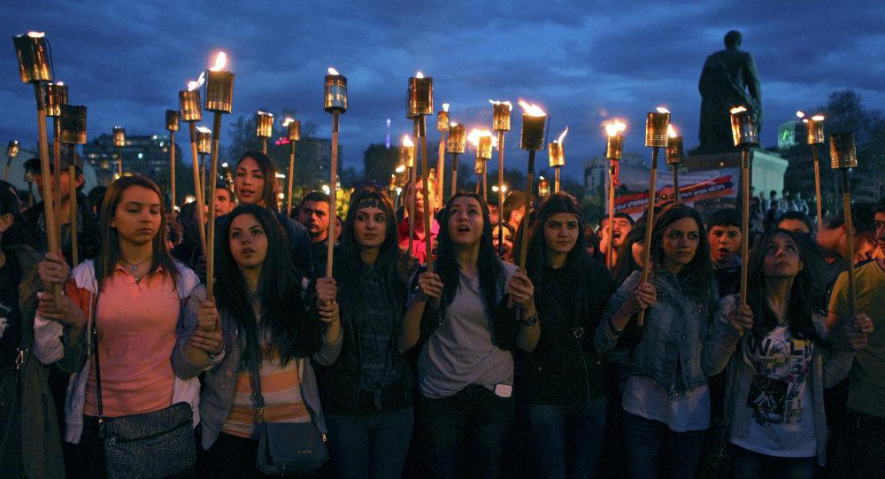 Photo of أرمينيا ترحب بقرار مجلس النواب الأميركي بشأن الاعتراف بالإبادة الجماعية للأرمن
