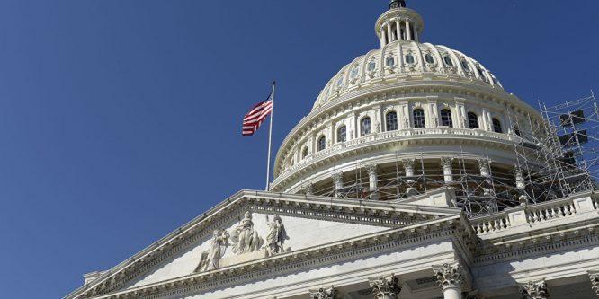 الكونغرس يوافق على قانون بشأن فرض عقوبات على تركيا