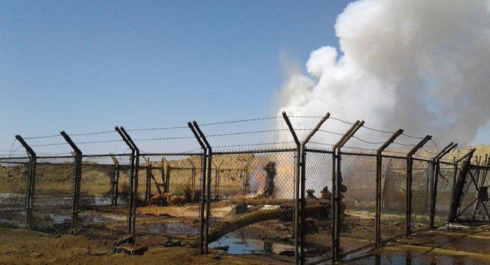Photo of دائرة حقل الثورة: جميع الحقول النفطية والغازية في الرقة وحماة وحمص باتت محررة
