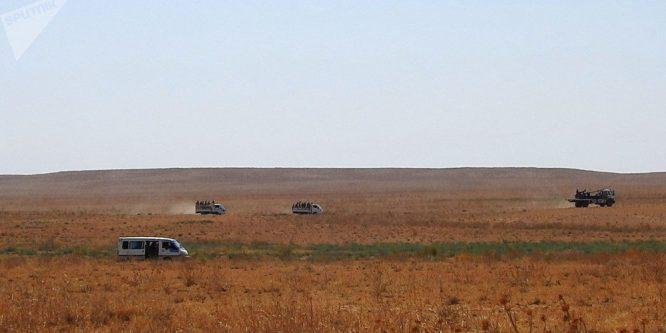 العراق يغلق المنافذ الحدودية البرية القريبة من العمليات القتالية في سوريا