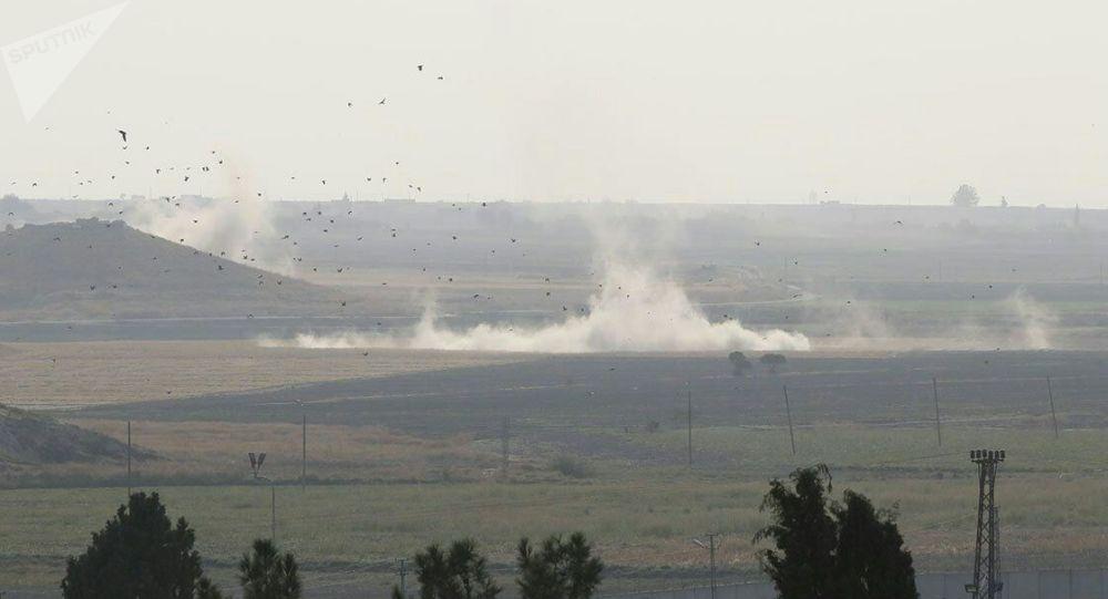 Photo of لبنان يُدين العدوان التركي على سوريا