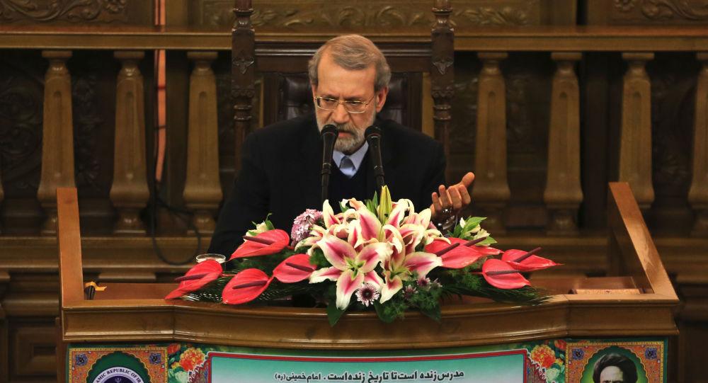 Photo of لاريجاني: إيران تدعم أمن واستقرار سوريا