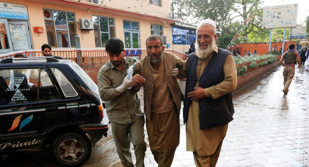Photo of 62 قتيلا بهجوم إرهابي في أفغانستان