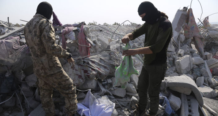 "Photo of تقارير صحفية تكشف عن مكان دفن ""جثة البغدادي"""