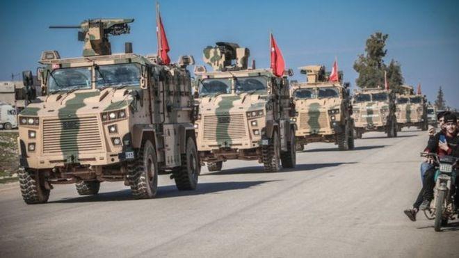 Photo of الاتحاد الأوروبي يحذّر من أيّ عملية تركية شرقي سوريا