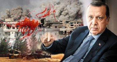 Photo of إردوغان يتحدى الضغوط الدولية لوقف عدوانه على سوريا