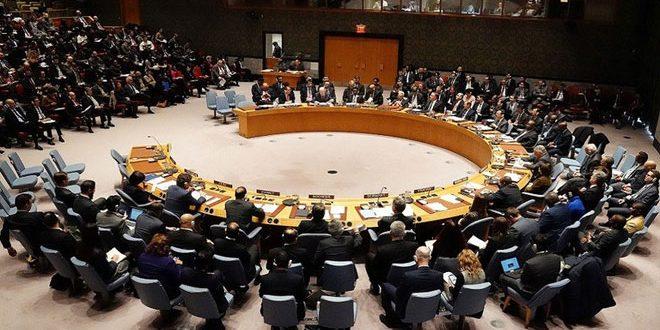 Photo of مجلس الأمن الدولي يجدد التزامه بسيادة سورية ووحدة وسلامة أراضيها
