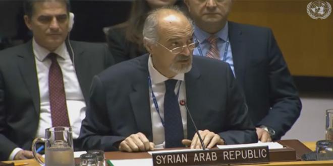 Photo of الجعفري: بعض الدول فضلت التحالف مع الشيطان على حساب القانون الدولي ودماء السوريين.