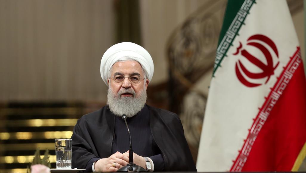 Photo of روحاني: أمريكا قامت بإشعال الحروب في العالم لفرض هيمنتها