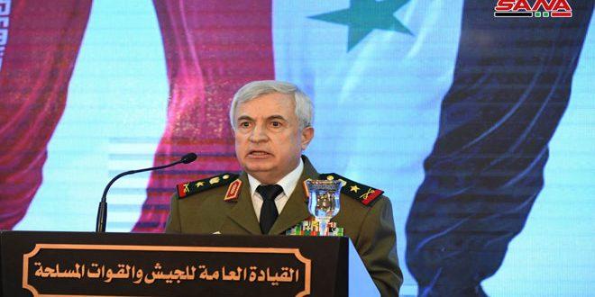 Photo of العماد أيوب: روح تشرين ستبقى شعلة متقدة تنير لنا الطريق