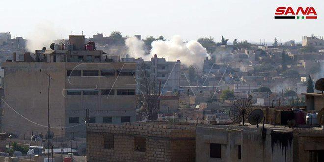 "Photo of ميليشا ""قسد"" تَنّهار… والعدو التركي يوسع عدوانه شمال سوريا"