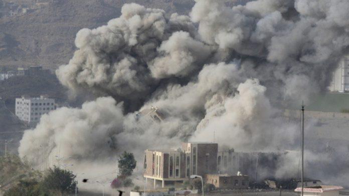 Photo of العدو سعودي يقصف قرى سكنية بمنطقة صعدة اليمنية