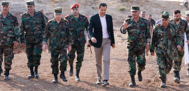 Photo of الأسد من إدلب: أردوغان لص.. سرق المعامل والقمح والنفط واليوم يسرق الأرض