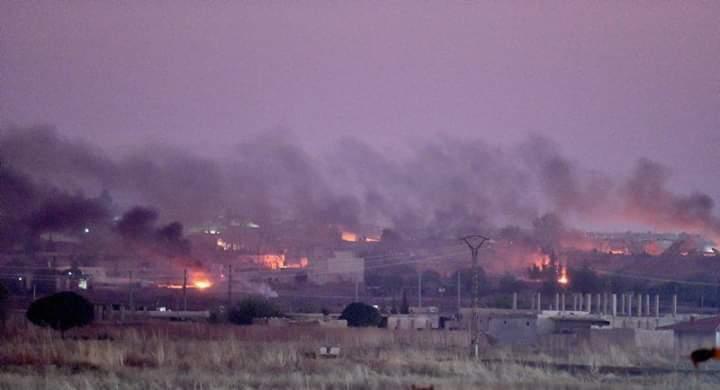 Photo of إدانات عربية وأوروبية للعدوان التركي على الأراضي السورية