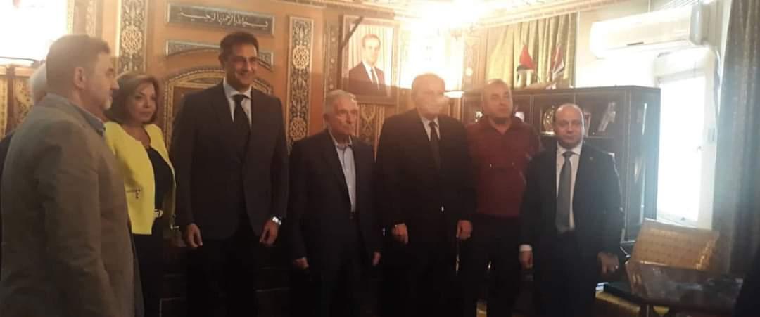 Photo of قريبا افتتاح خط بحري بين سوريا واليونان
