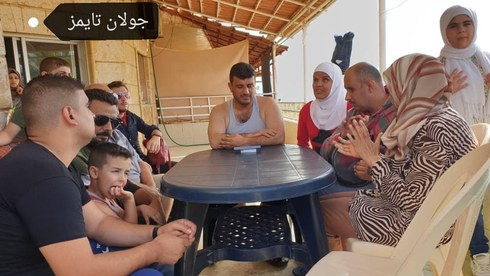 Photo of فعالية في طرطوس لدمج مكفوفي الولادة و جرحى الجيش العربي السوريالمكفوفين