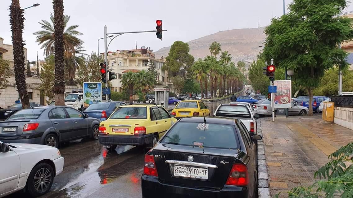 Photo of جو غائم وماطر بدمشق ومحيطها..