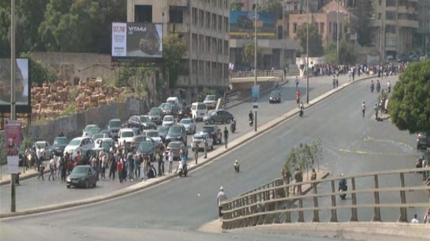 Photo of الجيش اللبناني يدعو المتظاهرين إلى فتح الطرق