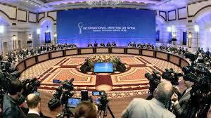 Photo of وزراء خارجية الدول الضامنة لأستانا يجددون الالتزام بسيادة سورية ووحدتها وسلامة أراضيها