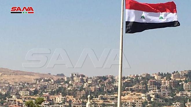 "Photo of بالتعاون مع الأهالي.. تأهيل طُرقات وترميم مباني في ""الزبداني"""