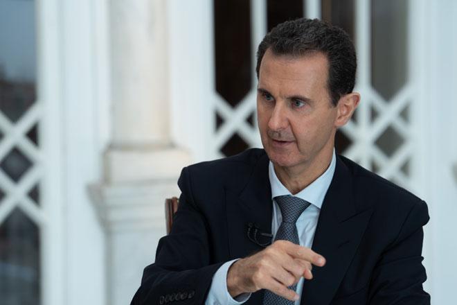 "Photo of النص الكامل لمقابلة السيد الرئيس ""بشار الأسد"" مع الإعلام السوري"
