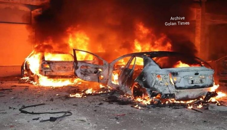 Photo of Fifteen civilians martyred, others injured in car bomb explosion in al-Bab city, Aleppo countryside
