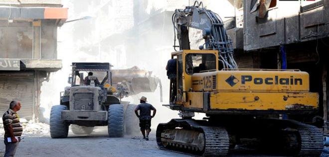 Photo of محافظة دمشق توضح:لا تهجير لسكان مخيم اليرموك