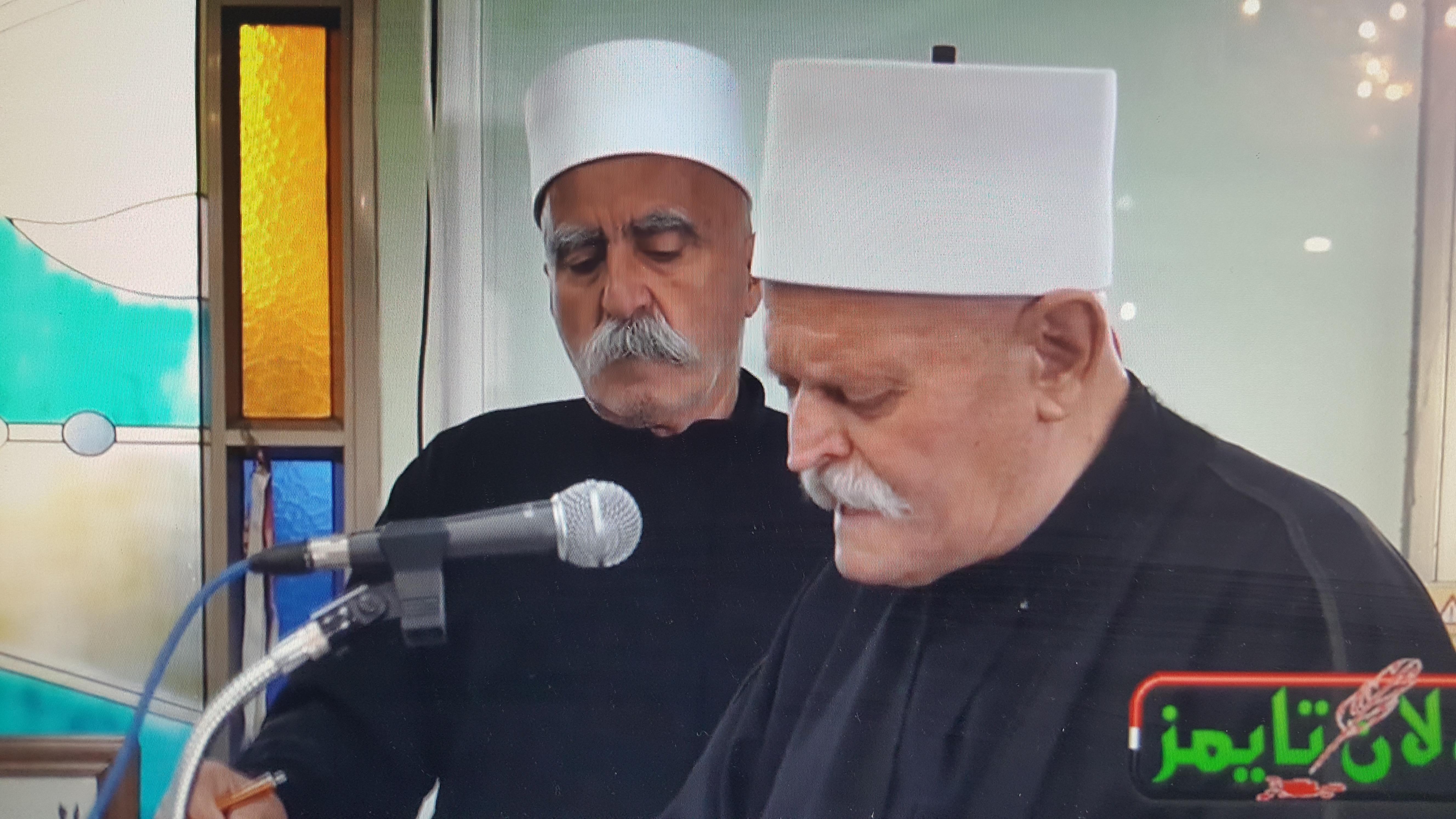 Photo of كلمة الشيخ طاهر ابو صالح في ـأبين الشيخ ركان الاطرش بمجدل شمس