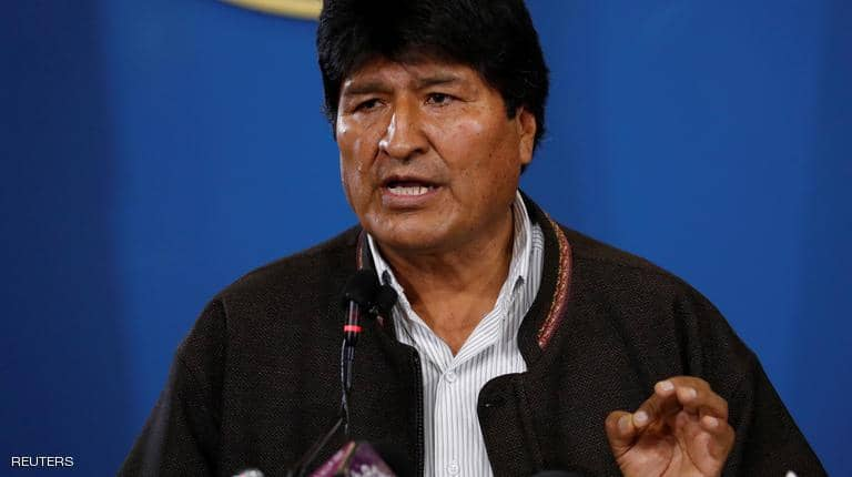 Photo of استقالة رئيس بوليفيا بعد 3 أسابيع من الاحتجاجات