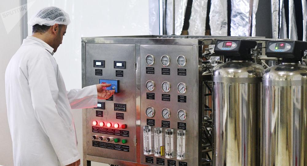 "Photo of رسمياً.. افتتاح أول مصنع لإنتاج ""أدوية السرطان"" في سوريا"